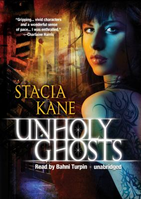 Unholy Ghosts 9781441736819