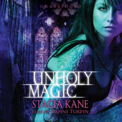 Unholy Magic 9781441736901