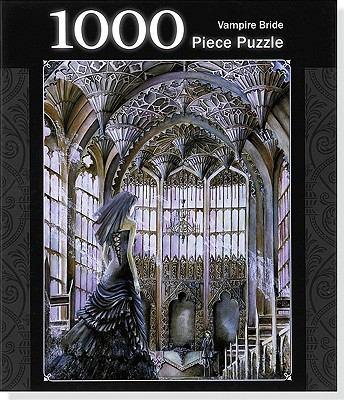 Vampire Bride 1,000 Piece Puzzle 9781441303110