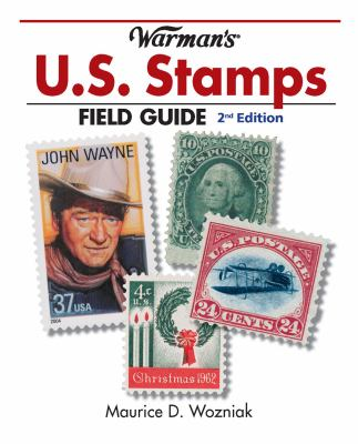 Warman's U.S. Stamps Field Guide: Values and Identification 9781440216992