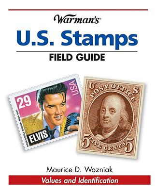Warman's U.S. Stamps Field Guide: Values and Identification 9781440202209
