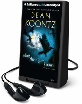 What the Night Knows [With Earbuds] 9781441895011