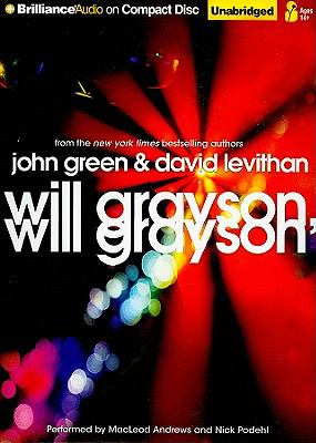 Will Grayson, Will Grayson 9781441842596
