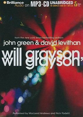 Will Grayson, Will Grayson 9781441842619