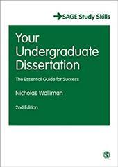 Your Undergraduate Dissertation: The Essential Guide for Success 20731546