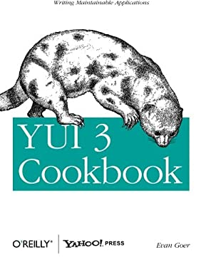 YUI 3 Cookbook 9781449304195