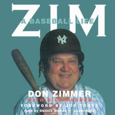 Zim: A Baseball Life 9781441783554