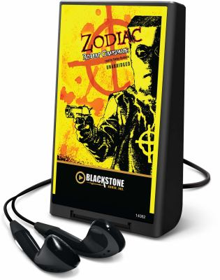 Zodiac: The Shocking True Story of the Nations Most Bizarre Mass Murderer [With Earbuds]