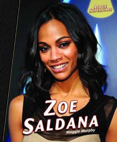 Zoe Saldana 9781448827190