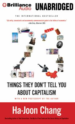 23 Things They Don't Tell You about Capitalism 9781455883387