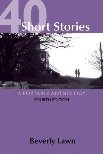 40 Short Stories: A Portable Anthology 9781457604751
