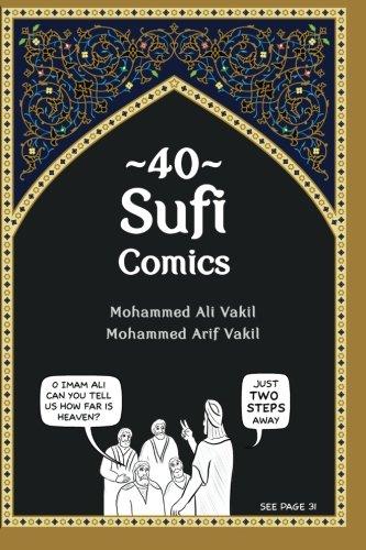 40 Sufi Comics 9781456461270