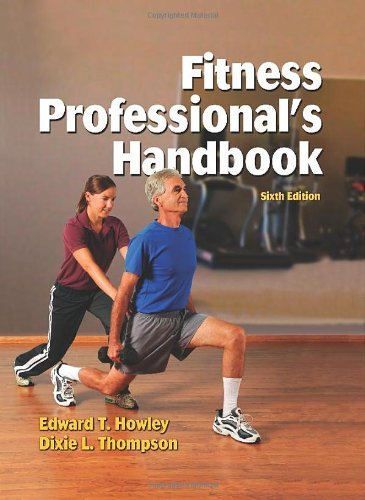 Fitness Professional's Handbook 9781450411172
