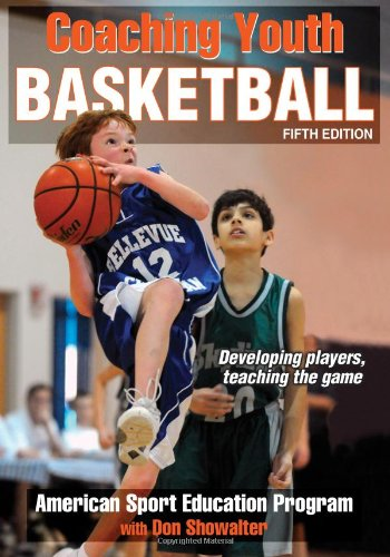 Coaching Youth Basketball-5th Edition 9781450419727