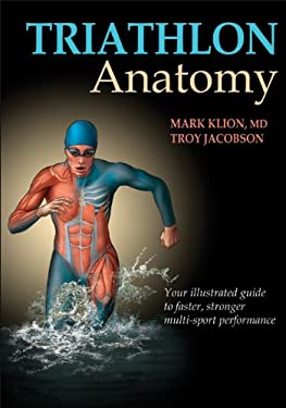 Triathlon Anatomy 9781450421386