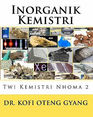 Inorganik Kemistri 9781450579292