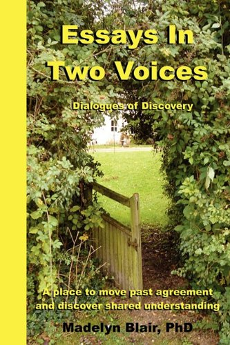 Essays in Two Voices 9781450748193