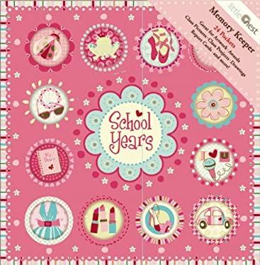School Years Memory Keeper (Pink)