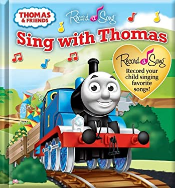 Record a Song: Sing with Thomas 9781450819954