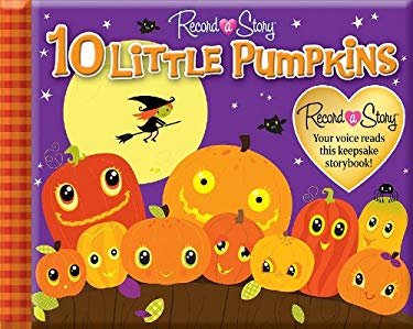 10 Little Pumpkins 9781450822541