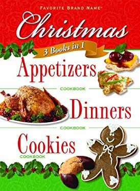 3 in 1 Christmas Recipes 9781450846530