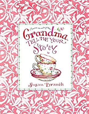 Grandma Tell Me Your Story Journal