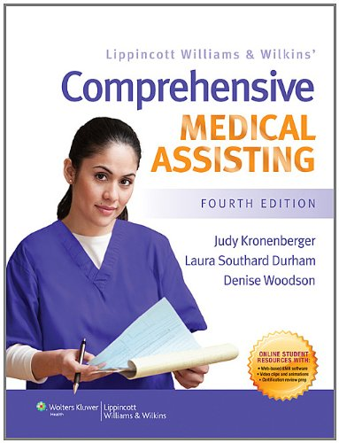 Comprehensive Medical Assisting 9781451100655