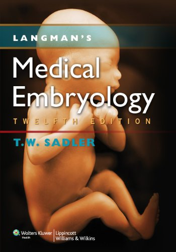 Langman's Medical Embryology 9781451113426