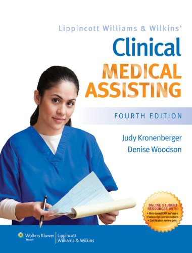 Lippincott Williams & Wilkins' Clinical Medical Assisting 9781451115758
