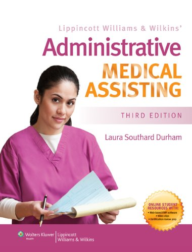 Administrative Medical Assisting 9781451115796