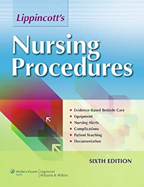 Lippincott's Nursing Procedures 9781451146332