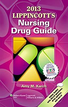 2013 Lippincott's Nursing Drug Guide Canadian Version 9781451173642