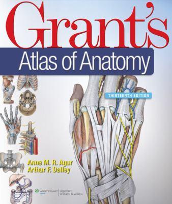 Grant's Atlas of Anatomy 9781451182545