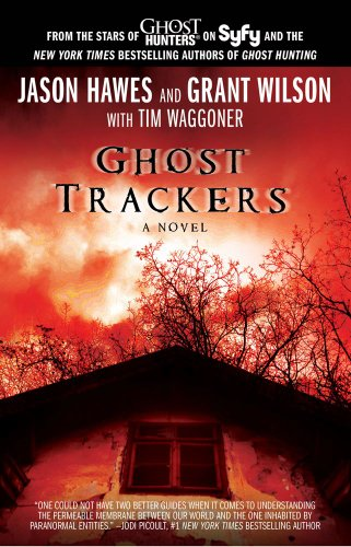 Ghost Trackers 9781451651171