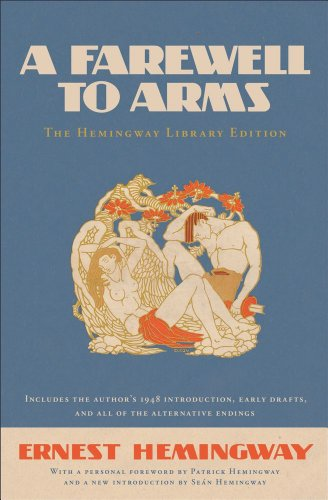 A Farewell to Arms: The Hemingway Library Edition 9781451658163