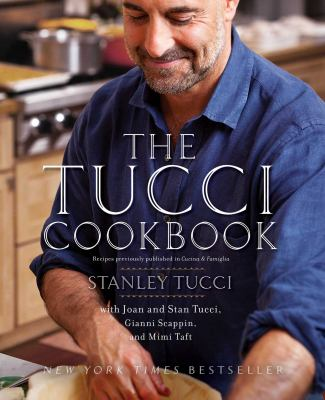 The Tucci Cookbook 9781451661255