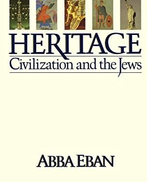 Heritage: Civilization and the Jews 9781451662405