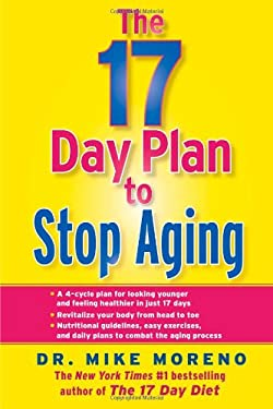 The 17 Day Plan to Stop Aging 9781451666250