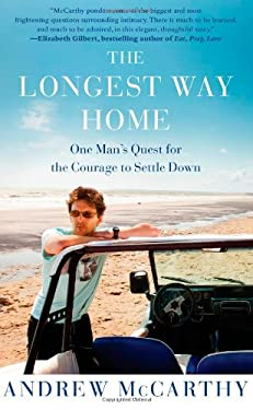 The Longest Way Home: One Man's Quest for the Courage to Settle Down 9781451667486