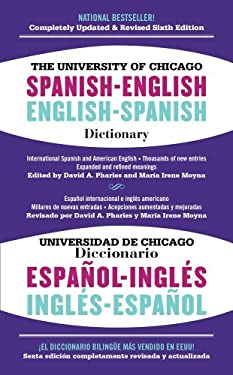 The University of Chicago Spanish-English Dictionary, 6th Edition 9781451669107