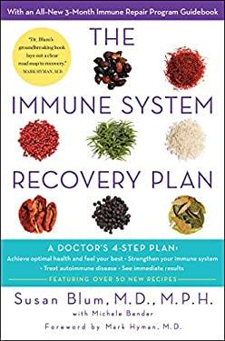 Your Immune System Recovery Plan: A Doctor's 4-Step Program to Feel Better Now (T) 9781451694970