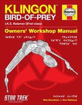 Star Trek: Klingon Bird of Prey Haynes Manual 18991239