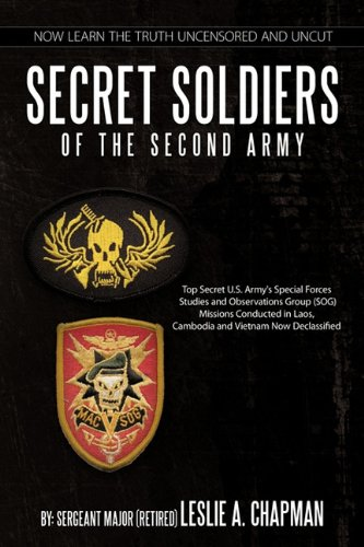 Secret Soldiers of the Second Army 9781452067681