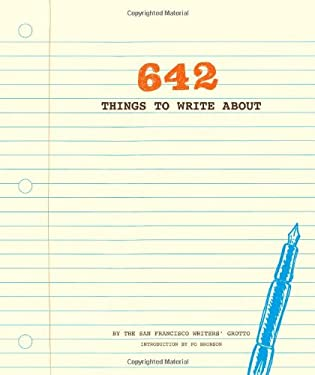642 Things to Write about 9781452105444