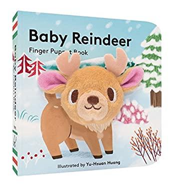 Baby Reindeer: Finger Puppet Book (Little Finger Puppet Board Books)