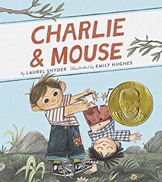 Charlie & Mouse: Book 1 (Classic Childrens Book, Illustrated Books for Children)