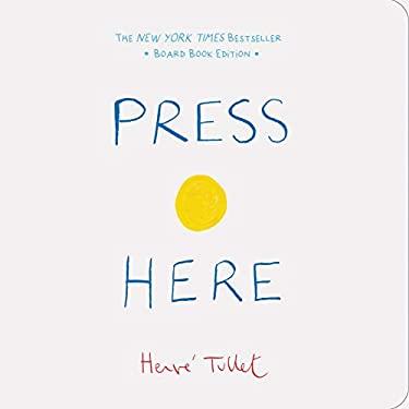 Press Here: Board Book Edition