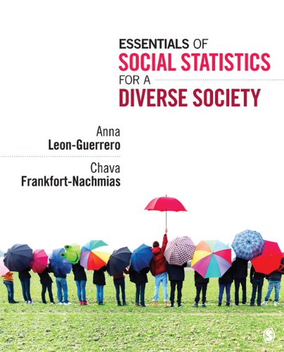 Essentials of Social Statistics for a Diverse Society 9781452205830