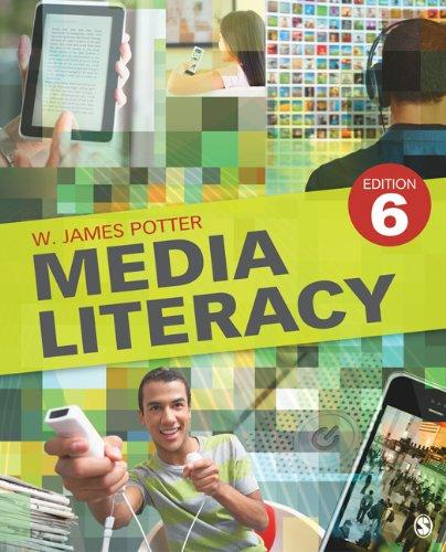 Media Literacy 9781452206257