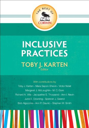 The Best of Corwin: Inclusive Practices 9781452217376